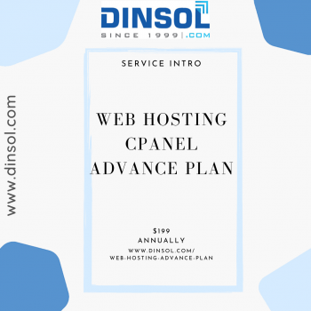 Web Hosting Advance Plan