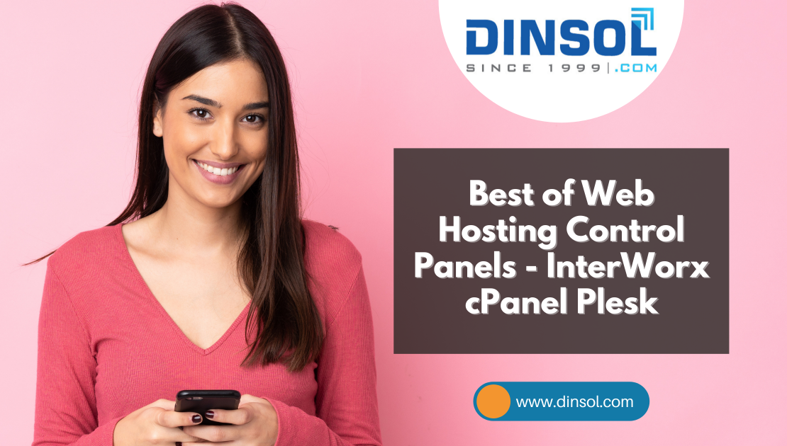 affordable web hosting with control panels